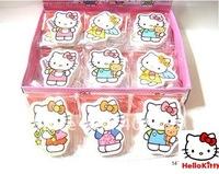 Free shipping/Wholesale+Hello Kitty Eraser,Cartoon Eraser/School Supplies/Fashion/Lovely rubber eraser