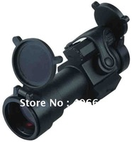 Red Dot Scope with electronical rheostat intensity switch Wholesale Free shipping