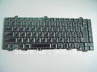 For Dell Alienware M15X AlienFX Backlit Laptop Keyboard NSK-AKT01 Japan Version