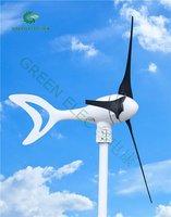 AC 24V 300W wind turbine generator /wind generator turbine /12v wind system