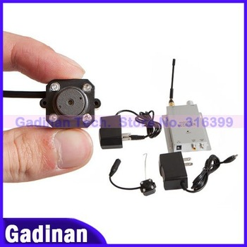 4 IR Leds Wireless Security CCTV Camera+1.2G Receiver , Wireless CCTV Camera kit