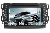Special Car DVD GPS Player for Chevrolet-Epica/Lova/Captiva with High definition touch screen, steering wheel control