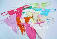 Free shipping Lady underwear Sexy Lingerie Ladies Sexy Thong G-string Panties Briefs T-back Underpants in Mixed colors