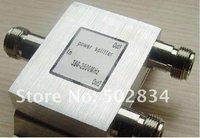 2 Way N Type Power Splitter 380~2500MHz signal booster divider