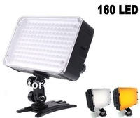 CN-160 160 LED Video Light Camera DV Camcorder Lighting Tools 5400K For Canon Nikon etc