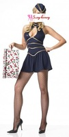 Free Shipping Uniform Wear,Sexy Costume,Lingerie,Adult Costume-LD-10475