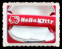 Free shipping (30PR /LOT) 3D Hello Kitty Funny Car stickers For  Handle Cheap Wholesale cool car decals From China