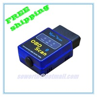 *New Mini Bluetooth OBD2 Interface/Mini ELM327 Bluetooth Adapter