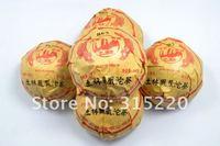 2010yr Yunnan TuLin Phoenix 803 TuoCha Pu'er Tea 500g/5pcs Ripe/Shu/Cooked