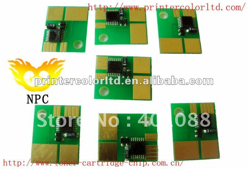 remanufacturer compatible chips refill for dell M5200 W5300 5200 5300 printer supplier(China (Mainland))