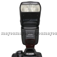 Wholesale Free Shipping Guaranteed 100% YONGNUO YN-560II Flash Speedlite for Canon  7D 5D 50D 40D 30D 20D 10D 5DII 1Ds 1D