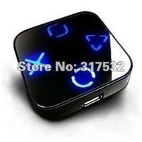 Free shipping wholesale cool Magic Mirror USB HUB 4 port 5pcs/lot