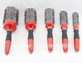 free shipping Professional ceramic  hair brush set