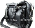 BAG FREE SHIPPING briefcase leather  Laptop man handbag gift brand attache messenger case camputer new