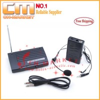 Excellent quality Excellent quality SH-200HP with Clip  Wireless microphone free shipping !!!