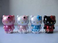 Mini Hello Kitty Quad Band Dual Sim Card standby mobile phone Dual Camera GSM mp3/mp4 Mobile Phone