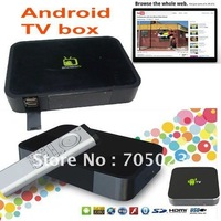 Free shipping new arrvial Samsung PV210 (cortex A8) Android TV Box 2.3.4OS (DVB-02)