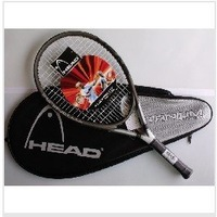 2pcs HEAD TITANIUM SUPREME Ti.S6 Tennis Racquets Grip:4 1/4 or 4 3/8