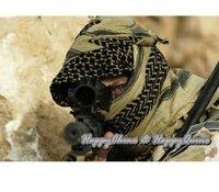 Shemaugh,Turban,headscarf,US Army Arab SAS Shemagh,Yashmagh,Arafat, BlackHawk Tacti