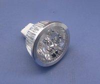 Free shipping 6pcs/lot 100% Cree led chip dimmable led MR16 AC85-260V 12W high power led spotlight LED Light
