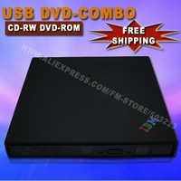 USB External CD-RW DVD ROM Combo Drive for laptop usb dvd combo