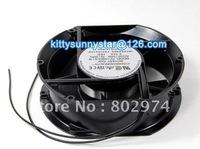 COMMONWEALTH 172x150x51mm FP-108EX-S1-B 220V/240V 50/60Hz 0.22A 38W AC Fan,Cooling Fan