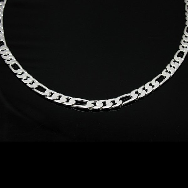 Free Shipping|Wholesale jewelry |Necklaces|Fashion Silver jewel | Factory Price|925 Silver Necklace(China (Mainland))