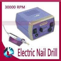 Electric Nail Drill / Professional electric Nail drill Manicure machine(220V-EU Plug/110V-US plug), Free Shipping, Dropshipping