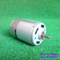 775 High Power and Low Speed High Torque Micro Electric Motors 12-18v(China (Mainland))