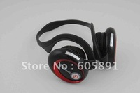 Pretty looking New fashion X6 Neck-band Stereo Wireless Bluetooth Headset Headphones FM MP3 TF Card Microphone