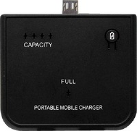 1500mAh Protable Moblie Charger for  blackberry