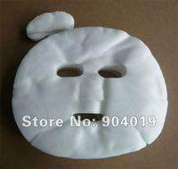 Lots of 100pcs Skin Care DIY Fiber Facial Mask paper + eye mask