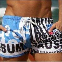 2014 brand name mens men's swim swimming shorts printing cheap surf shorts board shorts beachwear short beach pants for men