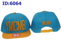 Wholesale  Mix order Blue YMCMB Snapbacks hat cap Free ship Obey Animal Cartoon Snap back hats snapback adjustable caps