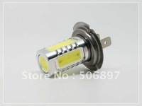 h4 7.5W led car fog light