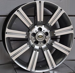oem Wheels of Land rover supply size 20x9&#39;&#39; HUB 72.56mm ET45mm PCD 5-120mm manufacturers of land rover wheels(China (Mainland))