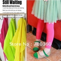 New Korean edition children  fashion leggings,lovely pant,-Free Shipping