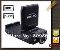 Carcam Driving Recorder K2000  HD 1080P    car  black box  recorder