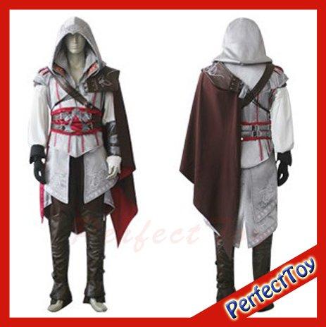 Ezio Cosplay on Anime Noir Us  R  Gl   171 58 D Ezio De Partie De Cosplay Veille De La