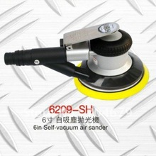 6 polegadas Air Aleatório Ferramentas Orbital Sander Oficina Automotiva(China (Mainland))
