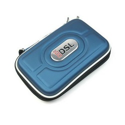 Wholesale New Hot Selling Hard Case Bag For Game Nintendo DS NDS Lite NDSL + Free Shipping E01020151(China (Mainland))