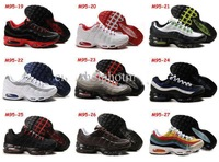 Free Shipping Wholesale High quality MAX shoes 95 shoes 95 Men's athletic shoes max men Running shoes
