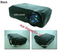 HDMI Mini Micro AV LED Digital Video Game Projectors Multimedia player Inputs AV VGA USB