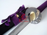 "40.6""handforged katana sword Eagle tsuba very sharp"