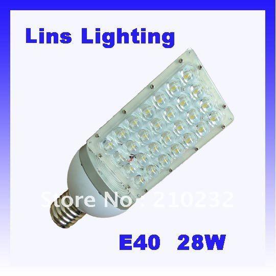 AC85-265V Bridgelux Chip 28W LED street light 2800LM(China (Mainland))