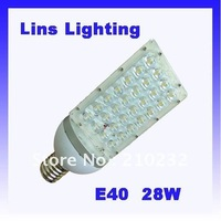 AC85-265V Bridgelux Chip 28W LED street light 2800LM