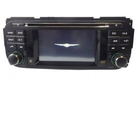 "4.3 Inch Car DVD GPS Player for Dodge Caravan 2002 to 2007 ""New Opening discount"""
