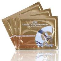 Free shipping Eye Mask Crystal Eyelid Patch/Crystal collagen eye mask 10pairs/lot