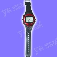 10pcs/lot digital pluse heart rate watches/ wrist watch freeshipping!