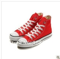 Free shipping 2011 Red jujube  canvas shoes /13 colors/hot